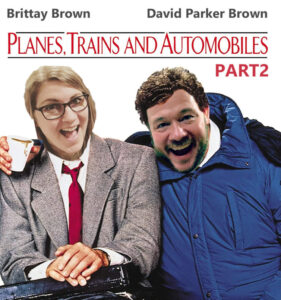 Planes, Trains & Automobiles: Finishing Our Adventure